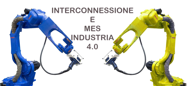 interconnessione mes 4.0